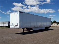 2013 Great Dane 53' T/A Dry Van Trailer