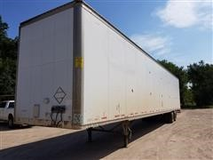 1996 Wabash National Enclosed Semi Trailer