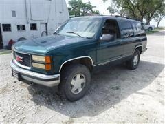1995 GMC Yukon 4x4 SUV