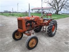 1948 Allis-Chalmers B 2WD Tractor