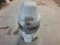 GE Vertical Hollowshaft Motor