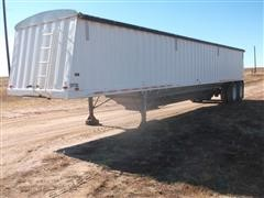 1996 Jet Co T/A Grain Trailer