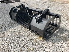 2020 Patriot Rock/Brush Grapple Skid Steer Attachment