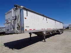 2012 Timpte T5062 Super Hopper 53' Tri/A Grain Trailer