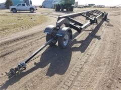 Dose 37' HeadHunter Arrow Header Trailer