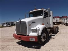 2005 Kenworth T/A T800 Truck Tractor W/Wet Kit