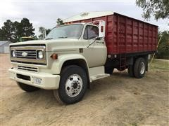 1974 Chevrolet C60 S/A Grain Truck