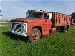 1967 Ford F600 Grain Truck