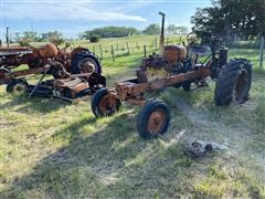Allis-Chalmers WD/WD45 Parts Tractors