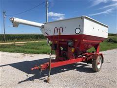 Parker 1500 Weigh Wagon
