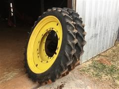 Goodyear John Deere Rim/Rail Set For 8000 Series Tractors