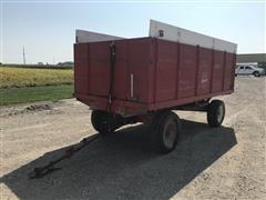 Heider 7699 Barge Box Wagon