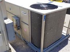 Lennox Raider 1st Generation Forced Air Furnance W/Cooling Unit