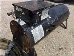 Flagro Industries Limited Heat Cannon F-400T High Fire Construction Heater