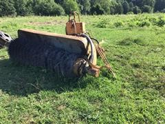 Hydr Front Tractor Mount Sweeper