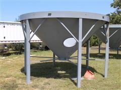 Harvest Ag Bin Cone W/Stand