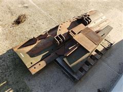 Material To Make A 3-Pt Blade