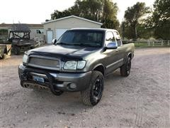 2003 Toyota Tundra 4x4 Extended Cab Pickup