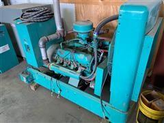 Onan 55EN Natural Gas 1 & 3 Phase Generator