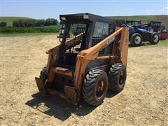 Case 420 Skid Steer