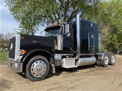 2007 Peterbilt 379 Extended Hood T/A Truck Tractor
