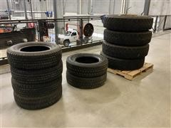 Michelin , Goodyear & Firestone - Tires
