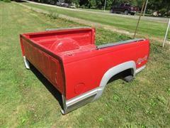 Chevrolet Short Bed Truck Bed