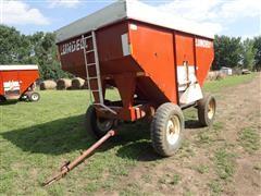 Lundell 300 Bushel Gravity Wagon W/Westendorf Gear
