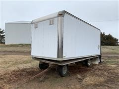 Supreme Corp Truck Box W/ Hay Wagon