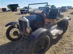 1927 Ford Model T 2 Door Coupe