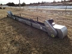 Adams 29' Fertilizer/Grain Conveyor Belt
