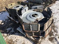 Chief Walker Steel Pivot Wheels