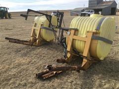 Caterpillar 35/45/55 Chemical/Fertilizer Saddle Tanks