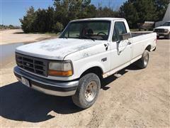 1992 Ford F150 4X4 Pickup
