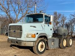 1993 Ford LTA9000 T/A Truck Tractor
