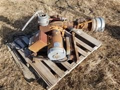 Berkeley Pump B3ZPM Pump W/5 Hp Electric Motor