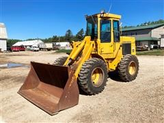 John Deere 444C 4x4 Wheel Loader