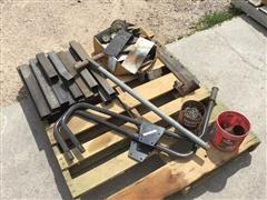 Tubing, Nails & Barn Door Hardware