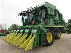 2011 John Deere 7760 Baler Cotton Picker