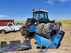 Ford 946 Versatile 4WD Tractor For Parts