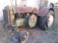 1931 John Deere D Tractor