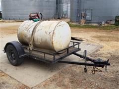 350 Gallon Tank W/Trailer