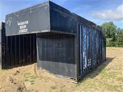 Truck Mount Steel Box