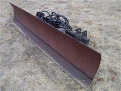 IHC 8' Hydraulic Angle Dozer Blade