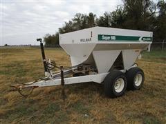 Wilmar 8500 Super 500 Dry T/A Fertilizer Spreader