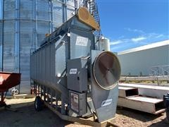 Gsi 1116 Grain Dryer & Kleen Air Vacuum Grain Screener