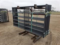 Behlen 8' Wide Utility Gates
