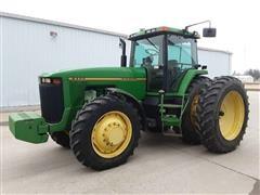 1996 John Deere 8400 MFWD Tractor