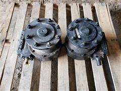 Pivot Final Drive Gear Boxes