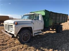 1979 Ford F600 Feed Truck